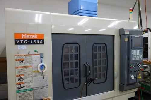マシニングセンタ VTC-160